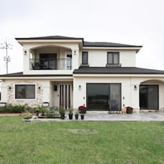 Rumah oleh 윤성하우징, Klasik