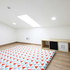 غرفة الاطفال تنفيذ 윤성하우징