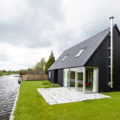 Zomerhuis Midlaren:  Huizen door Kwint architecten