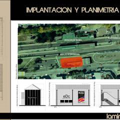 ESPACIO DE DIFUCION CULTURAL, ARTE Y DISEÑO: Salas multimedia de estilo  por CubiK