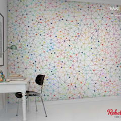 Walls by homify, Eclectic