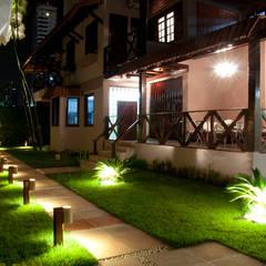 Garden by L+A Arquitetura de iluminação,