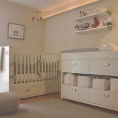 Baby room by CuboB Arquitectura de Interiores