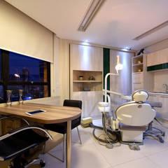 عيادات طبية تنفيذ Régua Arquitetura