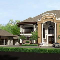 EJ 2: Casas de estilo  de maria_gabasa