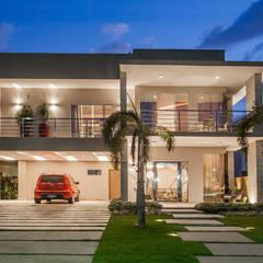 Projeto: Casas modernas por Heloisa Titan Arquitetura
