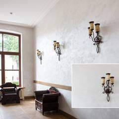Эксклюзивные  осветительные приборы для Святотихоновского фонда: Стены в . Автор – Zamyatina.EV@mw-light.ru