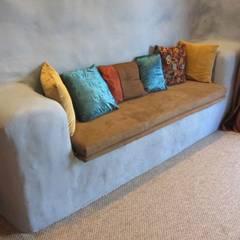 Eco House Turkey Saman - Kerpic Ev – Saman - Kerpic Ev:  tarz Oturma Odası,
