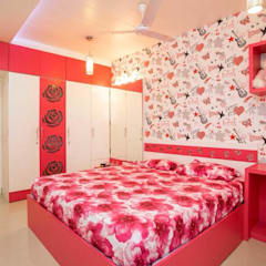 Kids room Interior:  Nursery/kid's room by Dessign7 Interiors Pvt Ltd