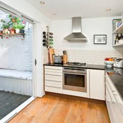 مطبخ تنفيذ Hardvendel Design