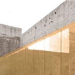 Italia, Campania, Salerno, Agropoli, Recupero, Restauro e Risanamento Conservativo del Castello Aragonese di Agropoli: Musei in stile  di ZOO architecture