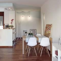 moovdesign Cocinas de estilo minimalista