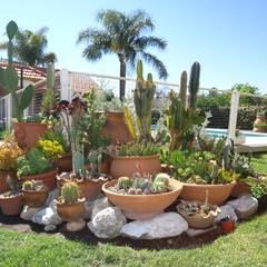 milena oitana: eklektik tarz tarz Bahçe