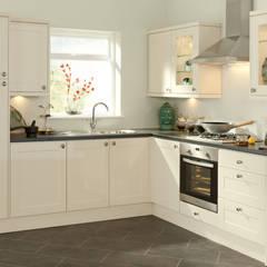 Interior Designs:  Kitchen by Interiorwalaa
