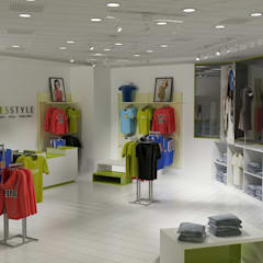 3: Торговые центры в . Автор – Первое Дизайн-Бюро