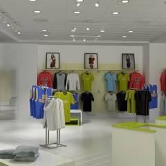 4: Торговые центры в . Автор – Первое Дизайн-Бюро