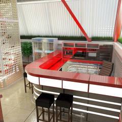 10: Бары и клубы в . Автор – Первое Дизайн-Бюро