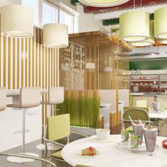 Кафе-бистро: Бары и клубы в . Автор – Первое Дизайн-Бюро