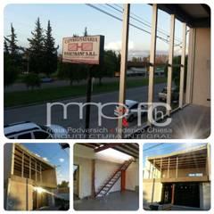 ... avanzando: Oficinas y Tiendas de estilo  por MNP & FCH arquitectura integral