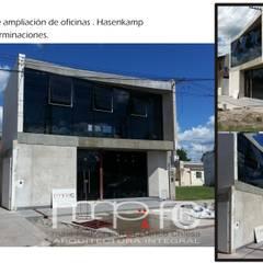 va tomando forma... : Oficinas y Tiendas de estilo  por MNP & FCH arquitectura integral