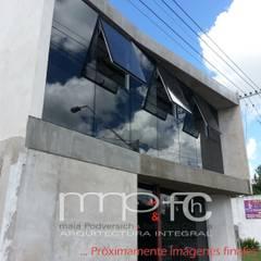 ultimando detalles: Oficinas y Tiendas de estilo  por MNP & FCH arquitectura integral