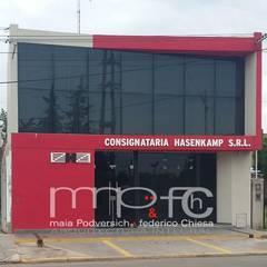 proyecto terminado : Oficinas y Tiendas de estilo  por MNP & FCH arquitectura integral