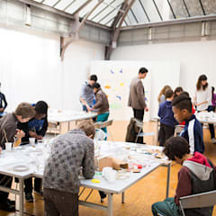 Atelier maquette: Lieux d'événements de style  par Fertiles