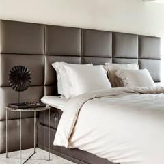 de landheer slaapkamer door mariska jagt interior design