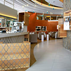 Restaurante El puntal : Cocinas de estilo  por DIN Interiorismo ,