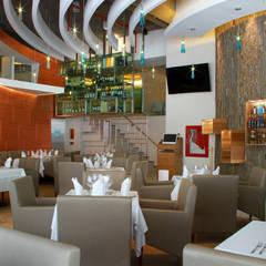 Restaurante El puntal : Salas de estilo  por DIN Interiorismo ,
