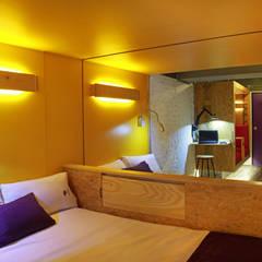 Bedroom by DIN Interiorismo , Modern