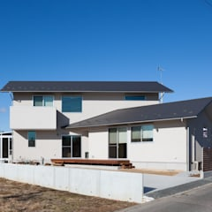 Houses by 清建築設計室/SEI ARCHITECT, Modern