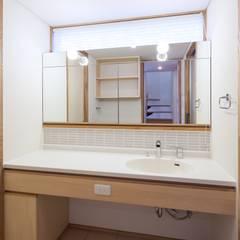 Bathroom by 清建築設計室/SEI ARCHITECT, Modern