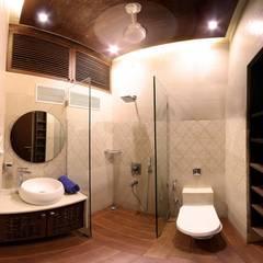 Interior Designs: modern Bathroom by The design house