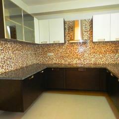 آشپزخانه توسطAllied Interiors, مدرن