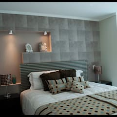 Dormitorio de Reyes...: Dormitorios de estilo  por Diseñadora Lucia Casanova