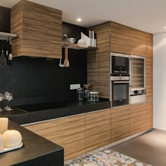 Kitchen by FABRI, Eclectic