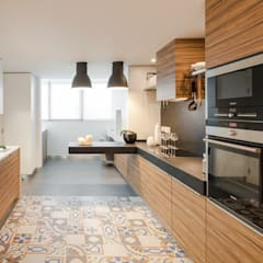 eclectic Kitchen by FABRI
