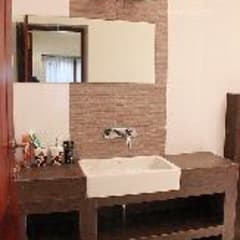 Residence Project Modern bathroom by 3DBricks Modern