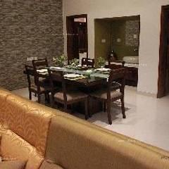 Residence Project Modern living room by 3DBricks Modern
