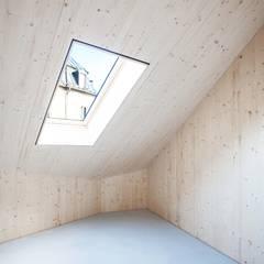 Walls by Studio für Architektur Bernd Vordermeier