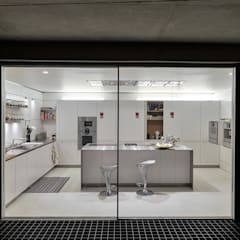 Nhà bếp by guedes cruz arquitectos