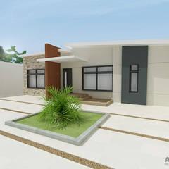 Houses by Arte 5 Remodelaciones, Minimalist