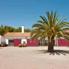 SOUTHERN COMFORT: Casas  por SA&V - SAARANHA&VASCONCELOS