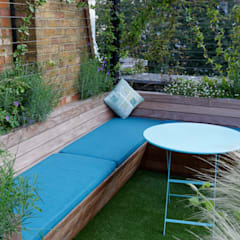 Pimlico - Terraza: Jardines de estilo  de JoanMa Roig / Paisatgista