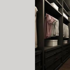 PIEKARSKIEGO: styl , w kategorii Garderoba zaprojektowany przez KAEL Architekci