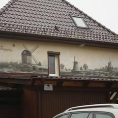 Museums by  Wandgestaltung Graffiti Airbrush von Appolloart