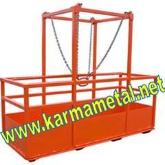 KARMA METAL – KARMA METAL-Acil Kurtarma Sedye Sepeti: endüstriyel tarz tarz Bahçe