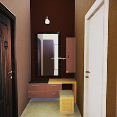 Residential Interiors:  Dressing room by Crush Mango