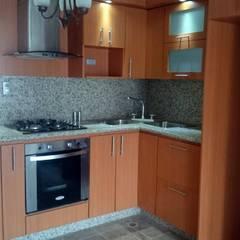 آشپزخانه by ANDRES COCINAS Y MARMOL